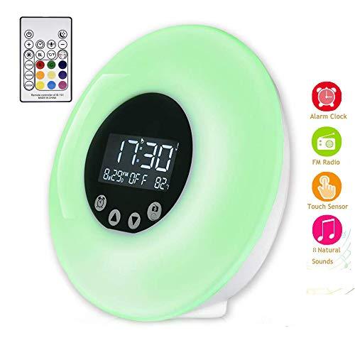 Wake Up Light Despertador Luz -...