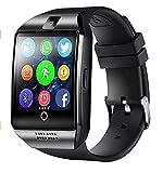 Reloj inteligente con Bluetooth, con cámara, con pantalla táctil, impermeable, con ranura para tarjeta SIM, para Android, Samsung, Huawei ios phone X 8, 7, 6, 6S, 5, hombre y mujer