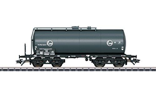 Märklin 46539 DB Klassiker Modelleisenbahn Einheits-Kesselwagen Eva, Spur H0