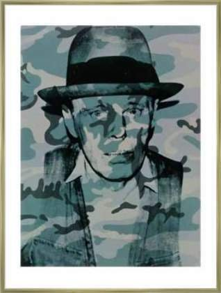 Bild mit Rahmen: Andy Warhol,