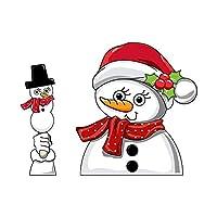 サンタワイパーステッカーカーリアウィンドシールドワイパーステッカーカーウィンドシールドウェイバーステッカークリスマスカーステッカーカーリアウィンドウデコレーション