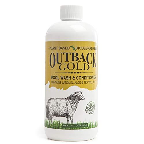 Best wool wash soap