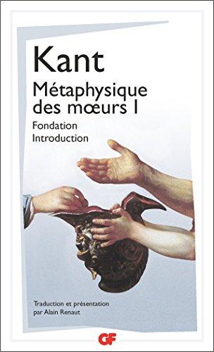 Métaphysique des moeurs