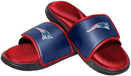New England Patriots NFL Mens Foam Sport Slide M product image