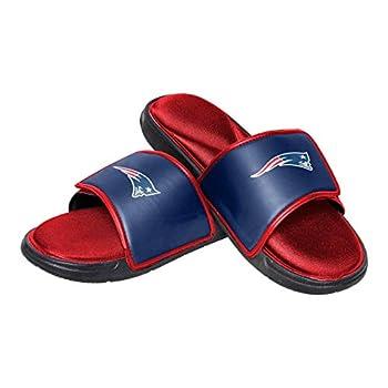 New England Patriots NFL Mens Foam Sport Slide - M