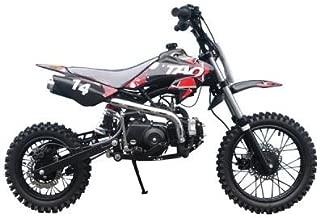 Taotao DB14 110cc Dirt Bike White