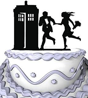 Best tardis wedding cake topper Reviews