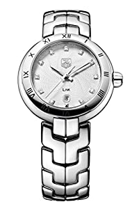 TAG Heuer Women's THWAT1411BA0954 Link Analog Display Quartz Silver Watch image