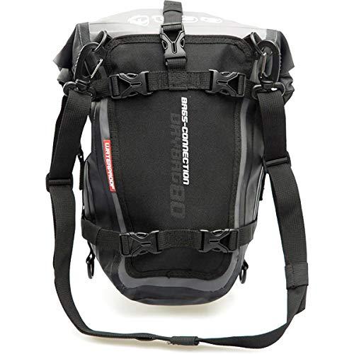 SW-MOTECH Drybag 80 Hecktasche 8L, Grau/Schwarz, Wasserdicht