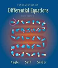 Fundamentals of Differential Equations (6th Edition)