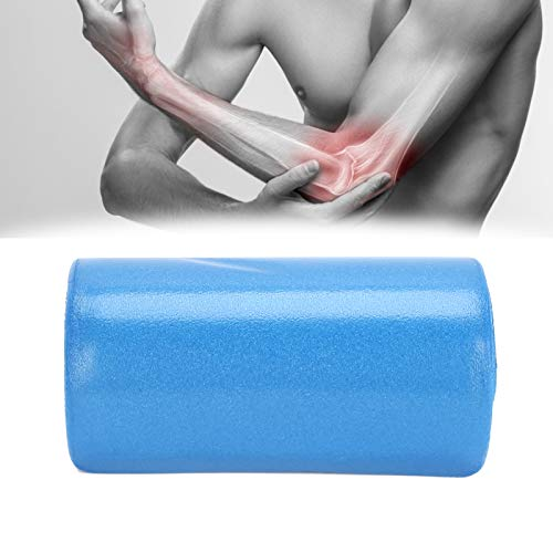 Férula enrollada reutilizable, lavable espuma de polímero laminada para fijación de dedos en el cuello para la fijación de la articulación del hombro (11 x 92 cm)