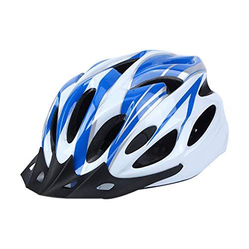 Folewr-8 Casco De La Bici - Protector De La Luz ATV De Seguridad Transpirable Manta Ajustable Headwear DE Riding Equipment