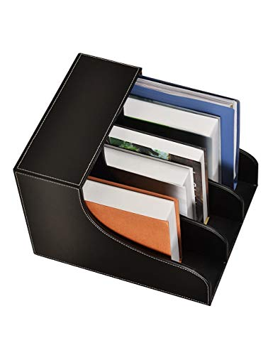 Aktemappen 2 modellen Cortex magazijnen rek frame archiefkasten presentatiestaander opbergdoos zwart koffie kantoorartikelen