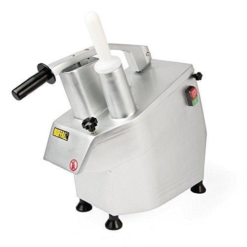 Buffalo continue des légumes Prep machine 510 x 230 x 570 mm Commercial trancheuse Cutter