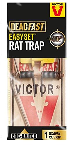 Deadfast Facile de Piège à Rat