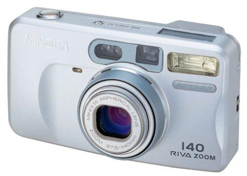 Minolta Riva Zoom 140 Kleinbildkamera