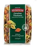 Milaneza Conchas Tricolores 2500 g - Lot de 5