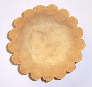 Scott's Cakes 3 Inch Round Fluted Pastry Tart Shells - 6 Pack