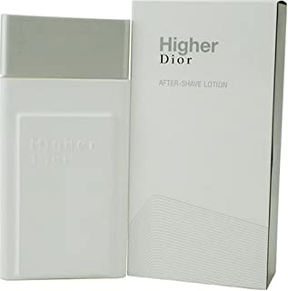 Higher By Christian Dior For Men. Aftershave 3.4 Ounces
