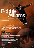 Robbie Williams - Escapology, Mannheim 2003 »