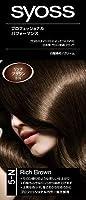 シュワルツコフヘンケル サイオス(syoss) ヘアカラー C5 リッチブラウン×36点セット (4987234360260)