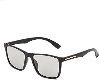EFXGYHSAQ - Gafas De Sol Hombre Mujeres Ciclismo Gafas De Sol Polarizadas Cuadradas Hombre Mujer Gafas De Sol Polaroid Gafas De Sol para Mujer Hombre