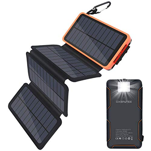 Oxsaytee Batterie Externe 25000mAh Power Bank...