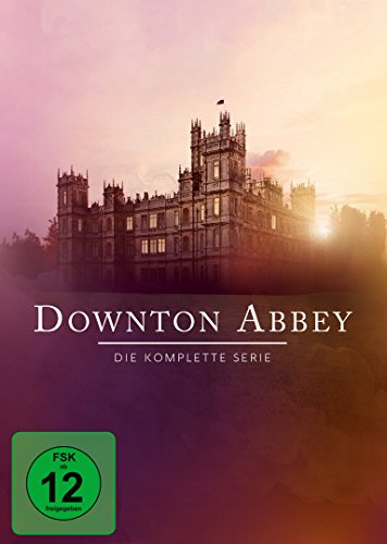 Downton Abbey - Die komplette Serie (23 Discs)