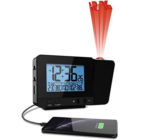 despertador con proyector fabricante Think Gizmos