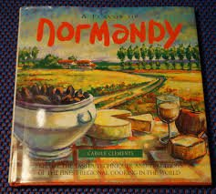 Hardcover Flavor of Normandy Book