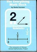 Everyday Mathematics, Grades 1-6, Family Games Kit Everything Math Deck (Set of 5) (EVERYDAY MATH GAMES KIT)