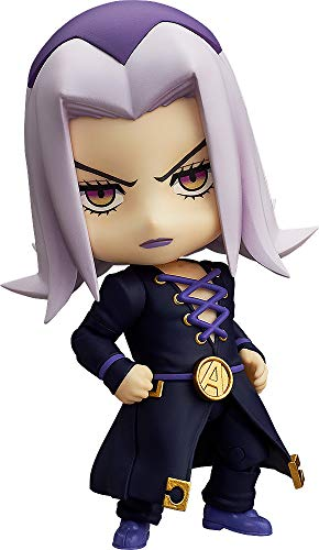MediCos JoJo's Bizarre Adventure: Golden Wind: Leone Abbacchio Nendoroid Action Figure, Multicolor
