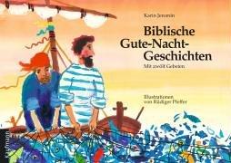 Biblische Gute-Nacht-Geschichten