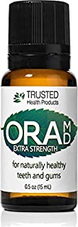 OraMD Original Drops Dentist Recommended – Fluoride Free Toothpaste and Mouthwash Tooth Oil Alternative – 100% Pure Essential Oils - SLS and Triclosan Free