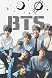BTS Notebook: Kpop notebooks | Kpop journal | BTS fans | ARMY fandom | 6 x 9 collage ruled 110 pages - Perfect for the BTS Fan