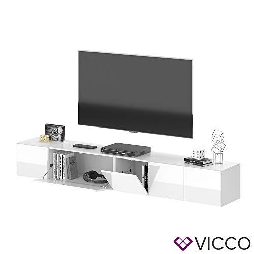Wohnwand – Vicco TV Board Cumulus hängend Bild 5*