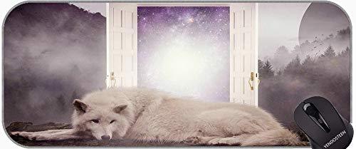 HJKGSX Gardine Verdunklungsgardine Vorhänge Blickdicht mit Ösen Schlafzimmer Vorhang Kälte- und Wärmeisolierung Buntes geometrisches Muster 75 x 166 cm x 2