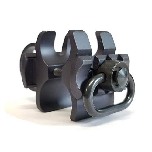 CDM Gear ROC-12S Low Profile Light Mount with Built-In Sling Swivel Dock