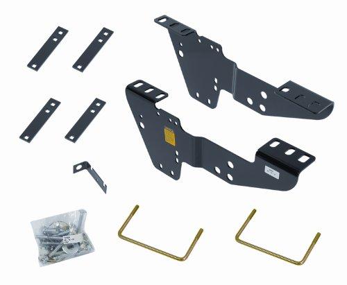 Reese 50064 Fifth Wheel Custom Quick Install Brackets-Select Chevrolet/GMC Trucks