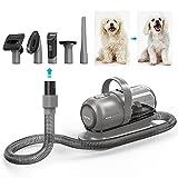 WOVIDA Navigator Lift-Away Professional Upright Vacuum with Pet Power Brush and Crevice Tool