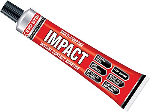evo-stik Impact adesivi Range