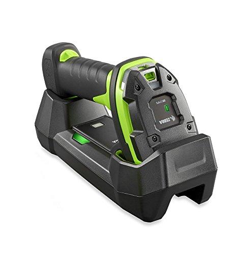 Zebra Ds3678-er3u42a2svw scanner, Ds3678-er, vibrations, moteur, Standard Cradle USB sans cordon d'alimentation, Ds3678-er2F003vzww, Cba-u42-s07par blindé câble USB, robuste Vert