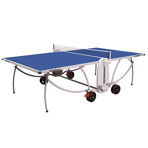 Donnay Unisex Outdoor 1 Table Tennis Tables Blue One Size