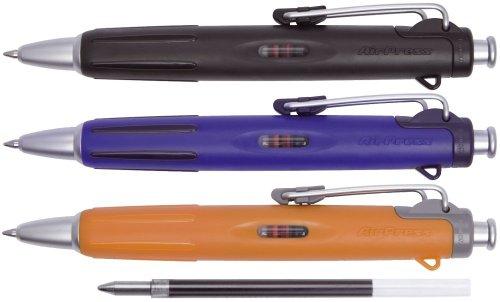 Tombow AirPress Pen - Bolígrafo (tamaño mediano), color naranja