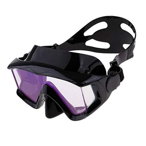 MMI-LX Scuba Diving Mask contra la Niebla Templado vidrios de la natación Snorkel Gafas de Piscina Accesorios Lago Bay Deportes de Aventura Diver