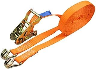 Carpoint 0928022 Cinghia con cricchetto 7 m colore: Arancione