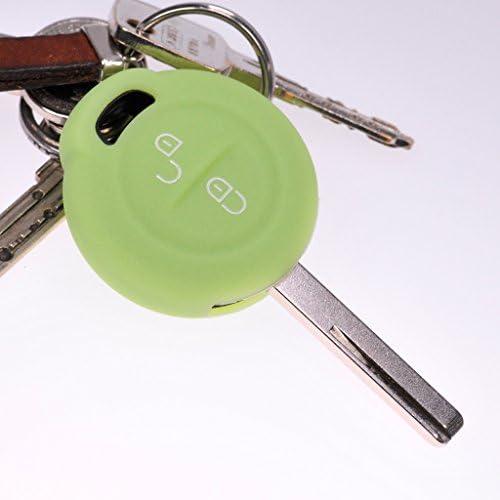 Soft Case Schutz Hülle Auto Schlüssel Blau Für Elektronik