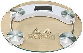 Báscula Grasa Balanzas Led Pantalla Digital Pesaje De Pesas Piso Electrónico Smart Balance Body Hogar Baños