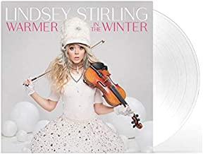 Lindsey Stirling - Warmer in the Winter Album Exclusive White Vinyl LP