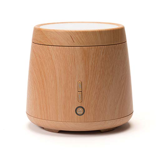 Boles d'olor Brumizador Ultrasónico Wood, Difusor de Aroma